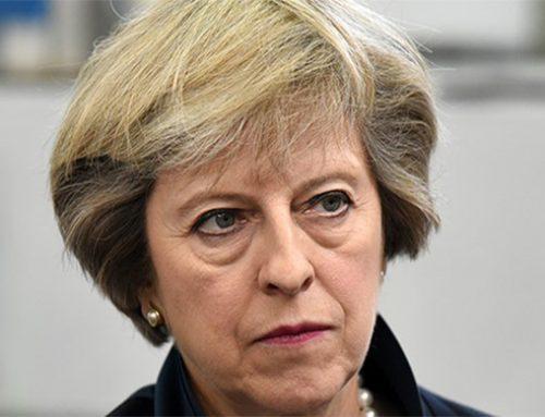 Акт агрессии против Великобритании?!