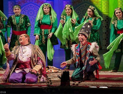 На сцене Национального Драматического Театра будет представлен новый детский спектакль