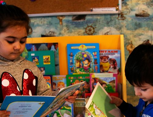 21 апреля в парке Центра Гейдара Алиева пройдет «День чтения»