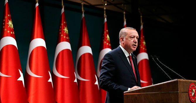 Эрдоган объявил остарте собственной избирательной кампании