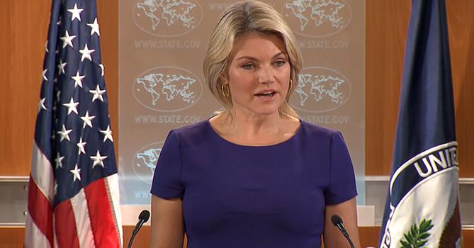 Госдеп США назвал условие для возвращения к разговору сДамаском