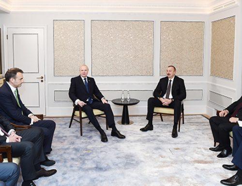 Визит Президента Азербайджана Ильхама Алиева в Великобританию