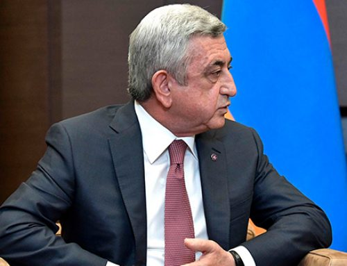 Саргсян предложил оппонентам подождать пока он не решит проблему Карабаха