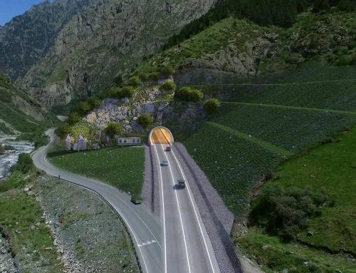Тоннель соединит Грузию с Россией