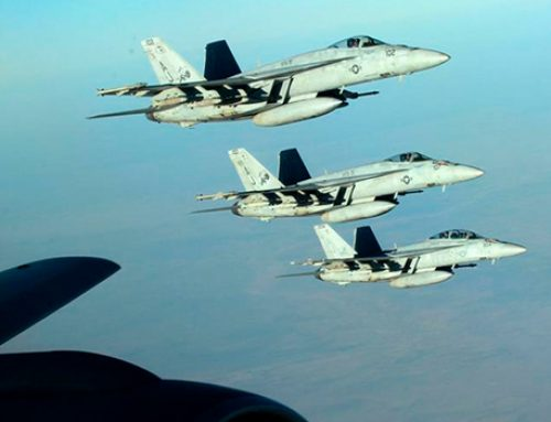 Пентагон заявил о радиоэлектронных атаках на ВВС США в Сирии