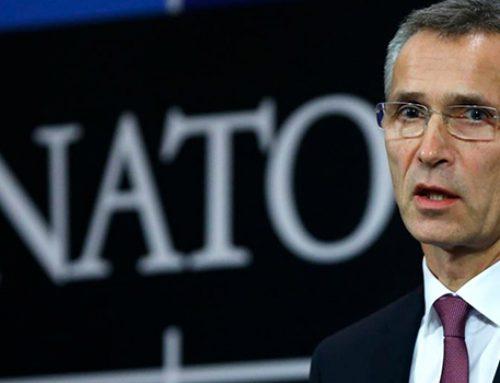 Столтенберг ожидает, что саммит НАТО даст старт переговорам с Македонией