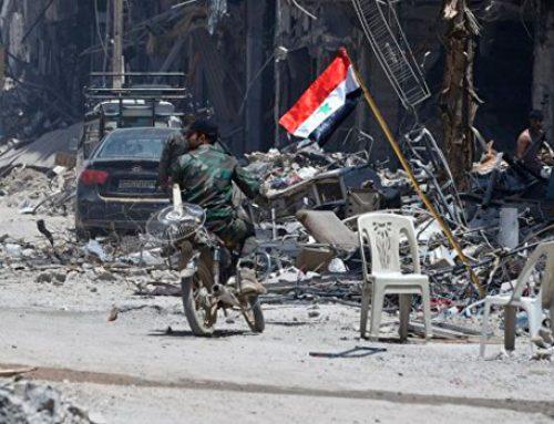 В Сирии завершилась операция по освобождению пригородов Дамаска