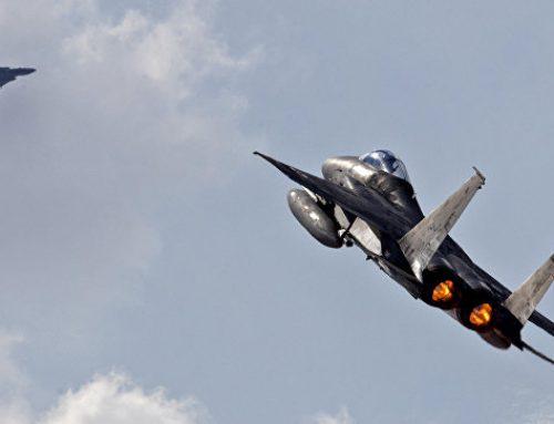 Израиль нанес авиаудары по объектам «Хамаса» в секторе Газа