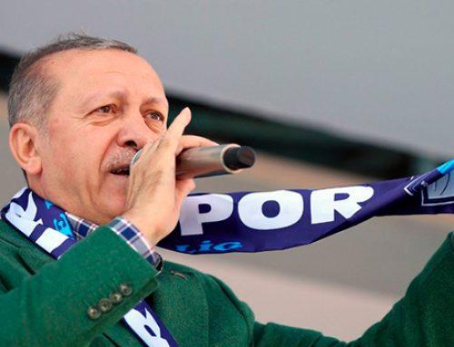 Эрдоган требует от граждан спасти лиру