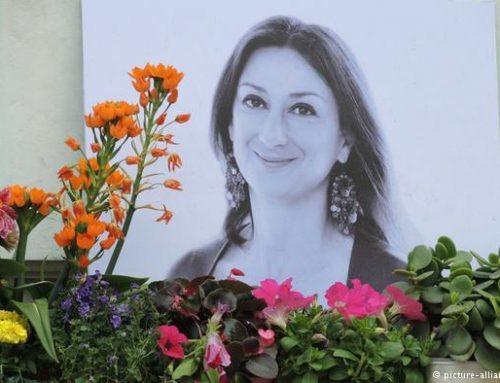 Семья убитой на Мальте журналистки передала ее компьютеры полиции ФРГ