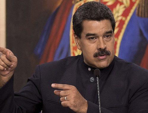 Николас Мадуро побеждает на президентских выборах