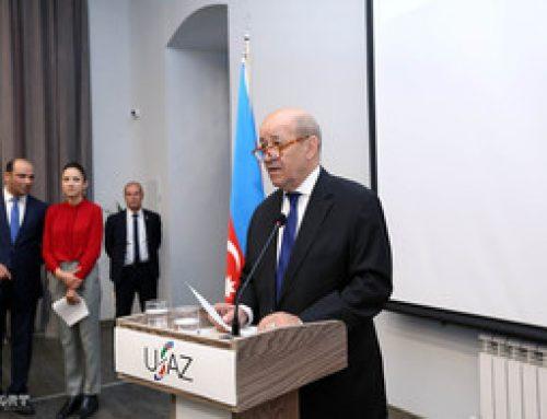 Глава МИД франции: «Статус кво не является решением в Нагорно-Карабахском конфликте»