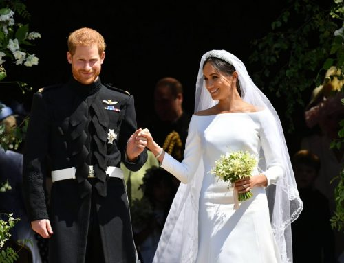 В Виндзоре состоялась свадьба принца Гарри и актрисы Меган Маркл