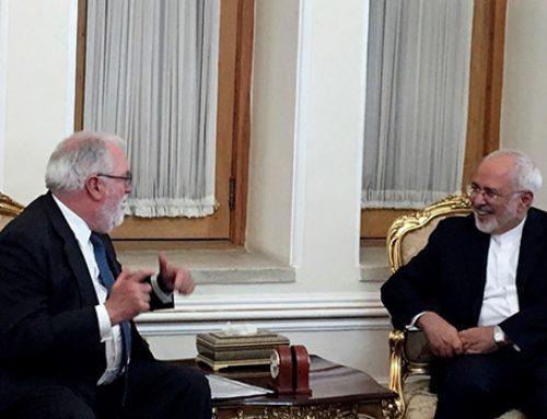 Тегеран просит ЕС убедить европейские компании не покидать Иран