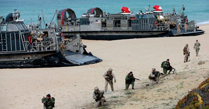 НАТО проведет крупнейшие за30 лет учения вНорвегии