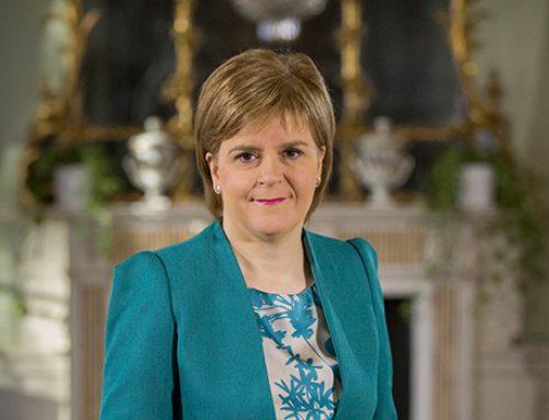 Шотландия попытается вновь запустить процесс отделения