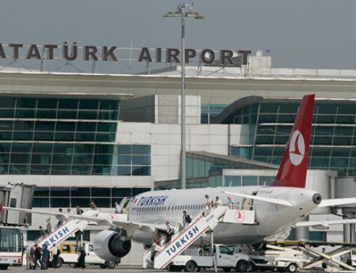 Аэропорт Ататюрка в Стамбуле превратится в «Народный сад»
