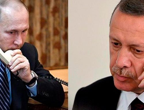 Трамп сплачивает Турцию и Россию