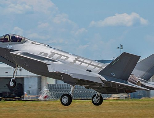 Израиль первым в истории применил самолеты F-35