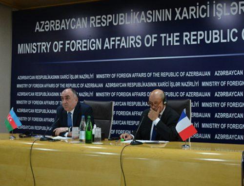 Эльмар Мамедъяров: «Франция сыграла очень большую роль в истории АДР»