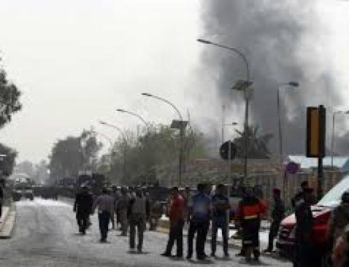 Взрыв в Багдаде унес жизни семи человек