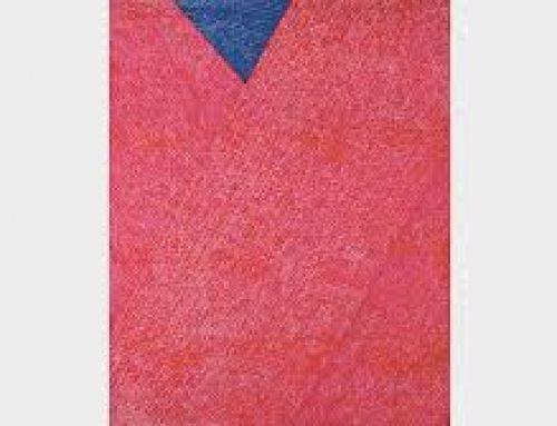 Картину абстракциониста Ким Ван Ки продали за рекордную сумму