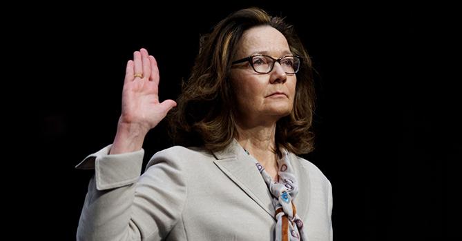 Комитет сената США поддержит Джину Хаспел