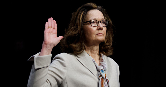 Комитет Сената США поддержал Джину Хаспел напост директора ЦРУ