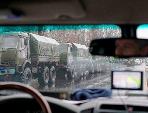 Взрыв рядом с патрулями ОБСЕ прогремел в Луганске