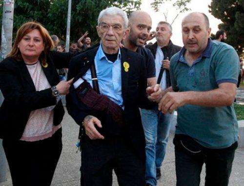На мэра Салоников напали националисты-экстремисты
