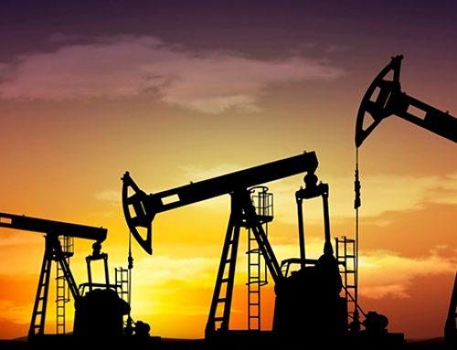 Цена на нефть опустилась ниже 64 долларов