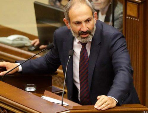 Пашинян собирается уволить всех губернаторов в Армении
