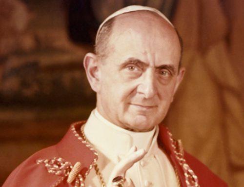 Папа Римский Павел VI в октябре будет канонизирован Ватиканом