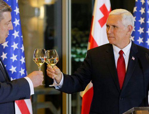Грузия является ближайшим партнером США в регионе
