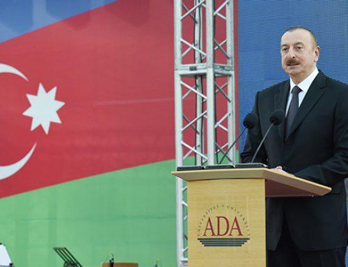 Ильхам Алиев: Азербайджан не изменит принципиальной позиции по Карабаху