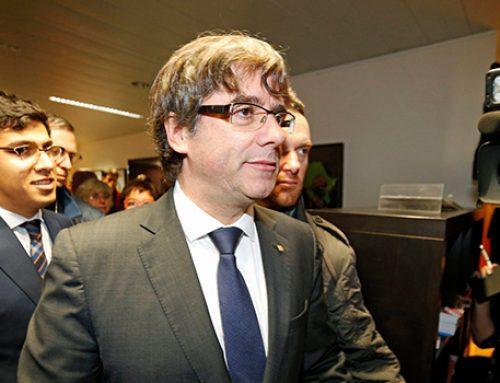 Суд отказался арестовывать экс-главу Каталонии