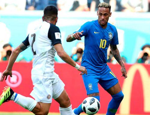 Неймар помог Бразилии