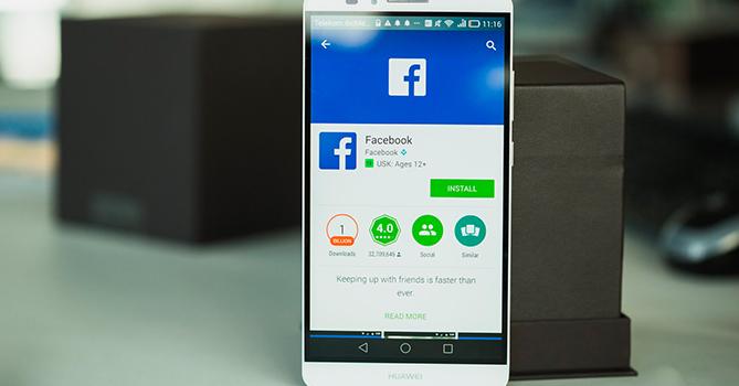 Социальная сеть Facebook ограничит Huawei доступ кличным данным пользователей