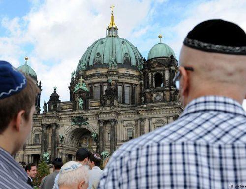 В Берлине открывается процесс по делу об антисемитском нападении