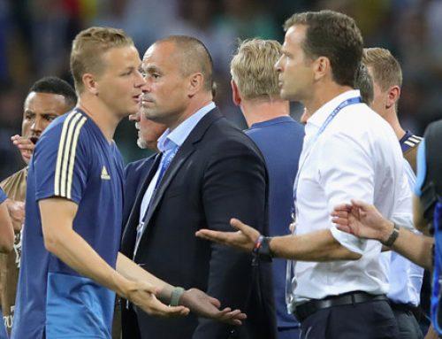 Сборная Германии извинилась перед шведами за поведение после матча