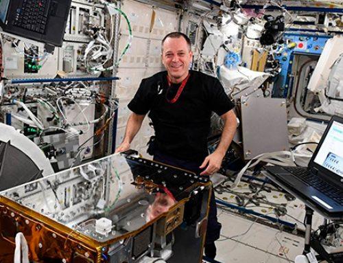 Британия запустила первый спутник -«космическую уборщицу»