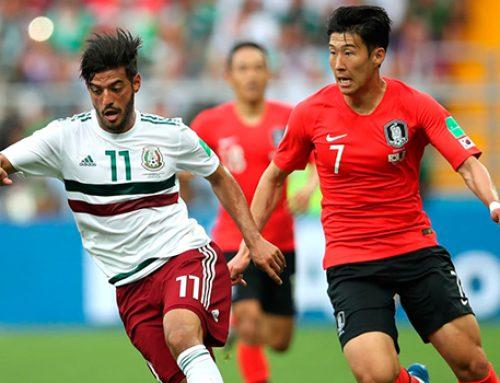 Мексика взяла верх над Южной Кореей