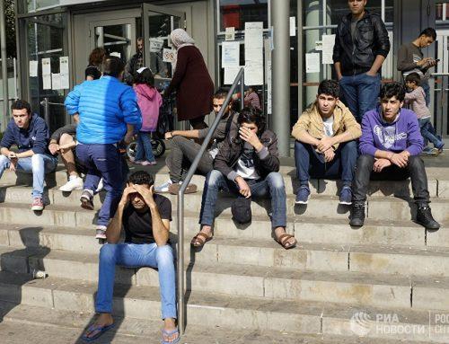 Миграционный поток в ЕС снизился почти наполовину