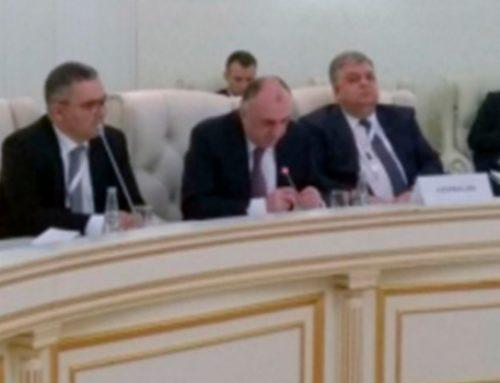 МИД АР: «Мы приветствуем поощрение связей между азербайджанской и армянской общинами Нагорного Карабаха»