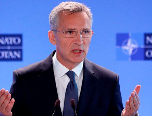 Столтенберг обсудит РСМД с министрами обороны стран ЕС