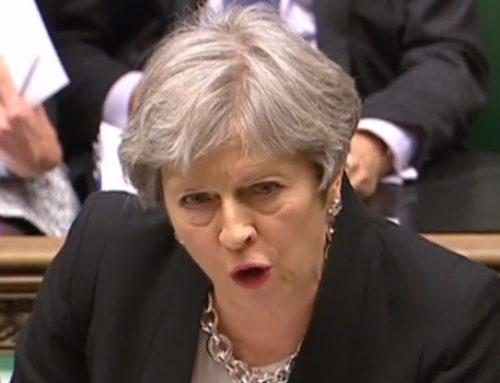 Мэй не возражает продлению срока переходного периода после «Брекзита»