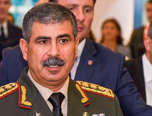 Министр обороны: «Военный баланс между Арменией и Азербайджаном существенно изменился в нашу пользу»