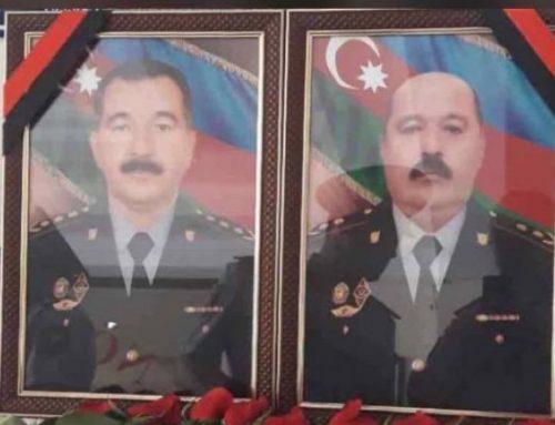 Рамиль Усубов вручил ордена погибших офицеров их детям