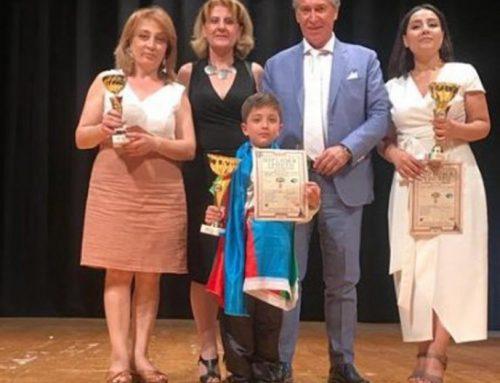 В Италии прошел фестиваль Fatti vedere in tutto il mondo — Покажи себя миру