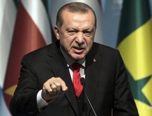 Эрдоган назвал решение США по наградам за помощь в поимке лидеров РПК игрой